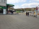 Germany bus station